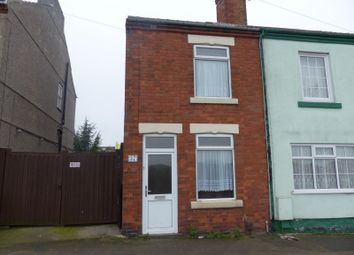 Thumbnail 3 bed end terrace house to rent in Wesley Street, Annesley Woodhouse, Nottingham