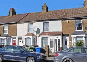 Thumbnail 2 bed terraced house for sale in Tonge Road, Sittingbourne, Kent