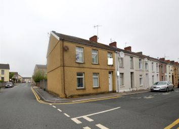 Thumbnail 3 bed end terrace house for sale in Waterloo Street, Llanelli