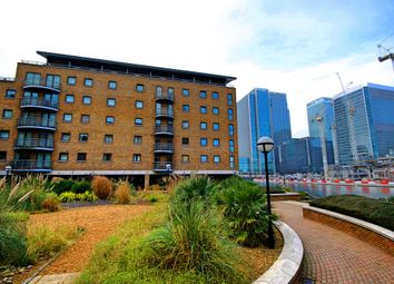 Thumbnail 1 bed flat to rent in Meridian Place, Canary Wharf