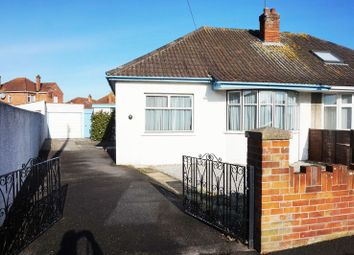 Thumbnail 2 bed semi-detached bungalow for sale in Eastwick Road, Taunton