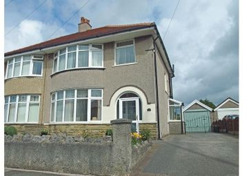 Thumbnail 4 bed semi-detached house for sale in Norwood Drive, Morecambe