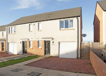 Thumbnail 3 bed semi-detached house for sale in 17 Hewson Way, The Wisp, Edinburgh