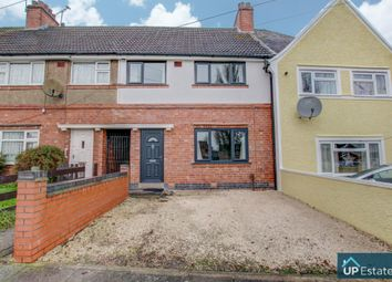 Thumbnail 3 bed terraced house for sale in The Moorfield, Stoke Aldermoor, Coventry