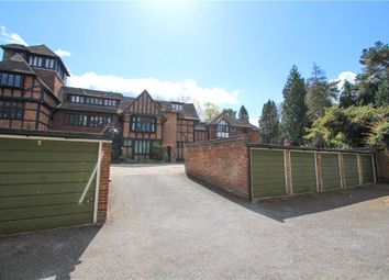 Thumbnail 2 bedroom flat for sale in Branksome Park Road, Camberley, Surrey