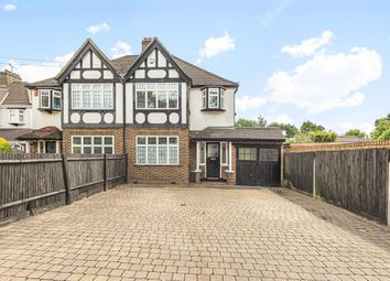 Thumbnail 3 bed semi-detached house to rent in Long Lane, Ickenham, Middlesex