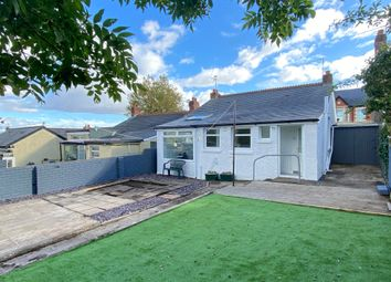 Thumbnail 3 bed bungalow to rent in Barry Road, Barry