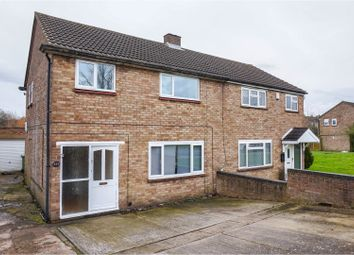 Thumbnail 3 bed semi-detached house for sale in Whaddon Way, Bletchley
