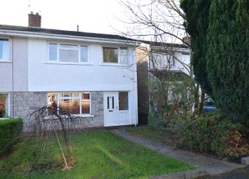 Thumbnail 3 bed semi-detached house to rent in Gelli Deg, Rhiwbina, Cardiff.