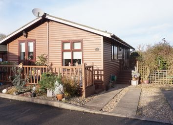 Thumbnail 2 bed mobile/park home for sale in Maple Leaf Drive, Wood End, Atherstone