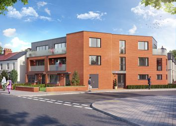 Thumbnail 2 bed flat for sale in Rectory Road, Southall