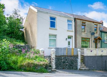 Thumbnail 3 bed end terrace house for sale in Maesteg Road, Cymmer, Port Talbot
