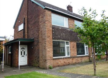 Thumbnail 3 bed semi-detached house for sale in Lawnswood Court, Bottesford, Scunthorpe