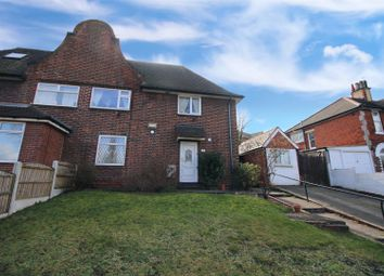 3 bed semi-detached house for sale in Valley Road, Sherwood, Nottingham NG5