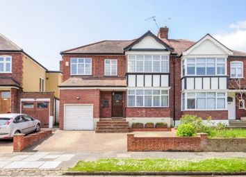 Thumbnail 4 bed semi-detached house for sale in Gresham Avenue, Whetstone