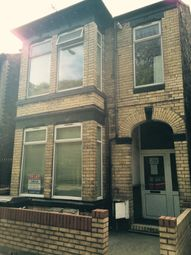 Thumbnail 3 bed flat to rent in Spring Bank West, Hull
