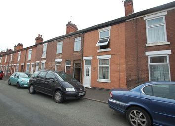 Thumbnail 2 bed property to rent in Wyggeston Street, Burton Upon Trent, Staffordshire