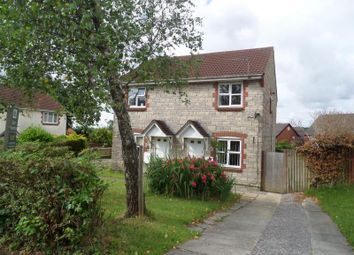 Thumbnail 2 bedroom semi-detached house to rent in 17 Carn Celyn, Pontypridd