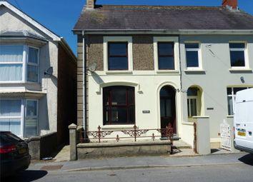 Thumbnail 3 bed semi-detached house for sale in Glanteg, Clynderwen, Pembrokeshire