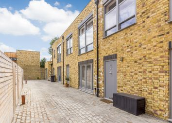 Thumbnail 3 bed mews house for sale in London