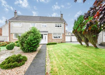 Thumbnail 3 bed semi-detached house for sale in Roseholm Avenue, Irvine