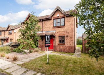 Thumbnail 2 bedroom semi-detached house for sale in Rolston Close, Hull