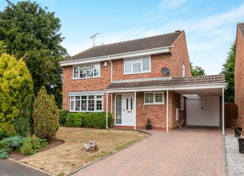 Thumbnail 4 bed detached house for sale in Broad Oaks, Stafford