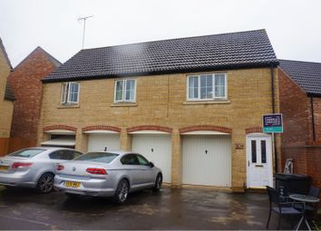 Thumbnail 2 bedroom property to rent in Cassini Drive, Swindon