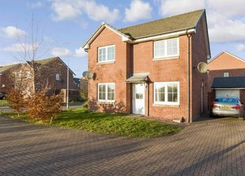 Thumbnail 3 bed detached house for sale in Myreside Crescent, Eastfields, Carntyne, Glasgow