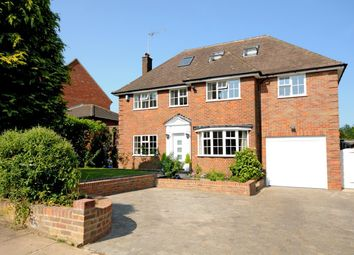 Thumbnail 7 bed detached house to rent in The Park, St.Albans