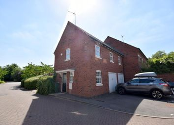 Thumbnail 2 bed detached house for sale in Grapes Garden Close, Mountsorrel, Loughborough