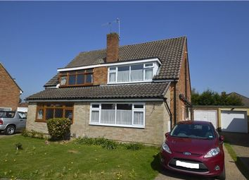 Thumbnail 5 bed semi-detached house for sale in Emlyn Road, Horley