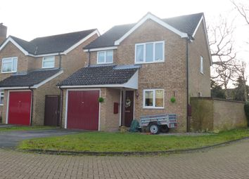 Thumbnail 3 bed detached house for sale in Briardene Court, Totton, Southampton