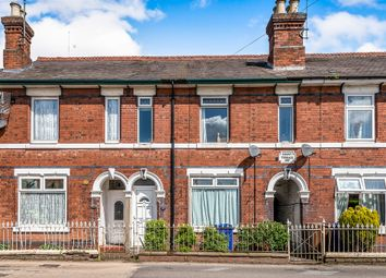 Thumbnail 3 bed terraced house for sale in Smithfield Road, Uttoxeter