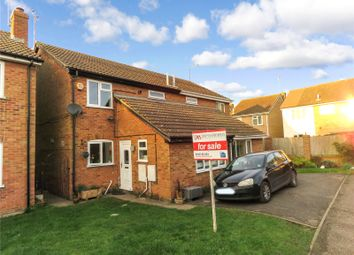 Thumbnail 3 bed semi-detached house for sale in Westerman Close, Sawtry, Huntingdon, Cambridgeshire