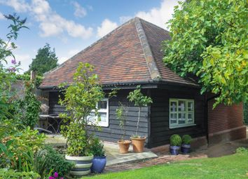 Thumbnail 1 bed cottage to rent in Wickham Road, Curdridge, Southampton