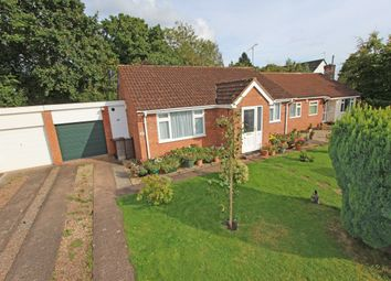 Thumbnail 2 bed detached bungalow for sale in Culm Lea, Cullompton