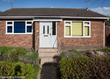 Thumbnail 2 bed detached bungalow for sale in Chamberlain Avenue, Canvey Island