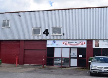 Thumbnail Light industrial to let in Redfields Industrial Park, Church Crookham, Fleet