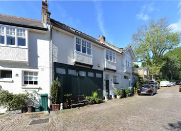 Thumbnail 2 bed mews house for sale in Daleham Mews, Belsize Village, London