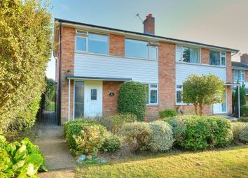Thumbnail 3 bed semi-detached house for sale in Chalfont Walk, Norwich