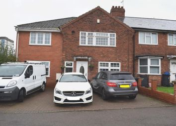 Thumbnail 5 bed end terrace house for sale in Manor Road, Solihull