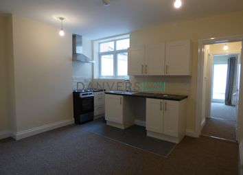 Thumbnail 2 bed flat to rent in Wilmington Road, Leicester