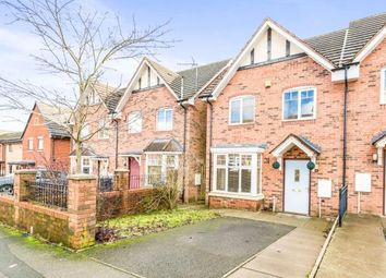 Thumbnail 2 bed semi-detached house for sale in Claerwen Grove, Northfield, Birmingham, West Midlands