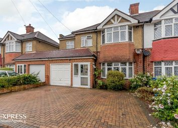 Thumbnail 5 bed semi-detached house for sale in Links View Road, Croydon, Surrey