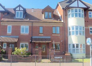 Thumbnail 3 bedroom town house for sale in Olivet Way, Fakenham