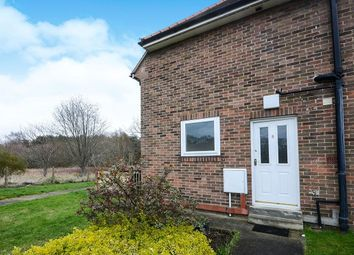 Thumbnail 2 bedroom terraced house to rent in St. Wilfrids Close, Strensall, York