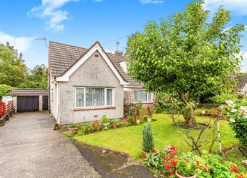 Thumbnail 4 bed semi-detached bungalow for sale in Graham Avenue, Pen-Y-Fai, Bridgend