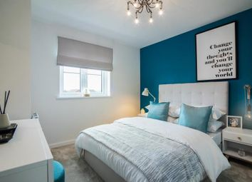 "Thumbnail 3 bedroom terraced house for sale in ""Coull"" at Frogston Road East, Edinburgh"
