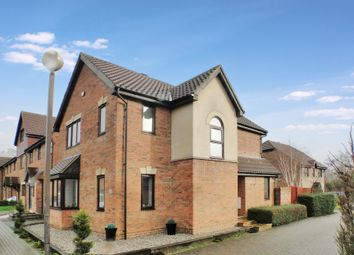 Thumbnail 4 bed link-detached house for sale in Upton Grove, Shenley Lodge, Milton Keynes